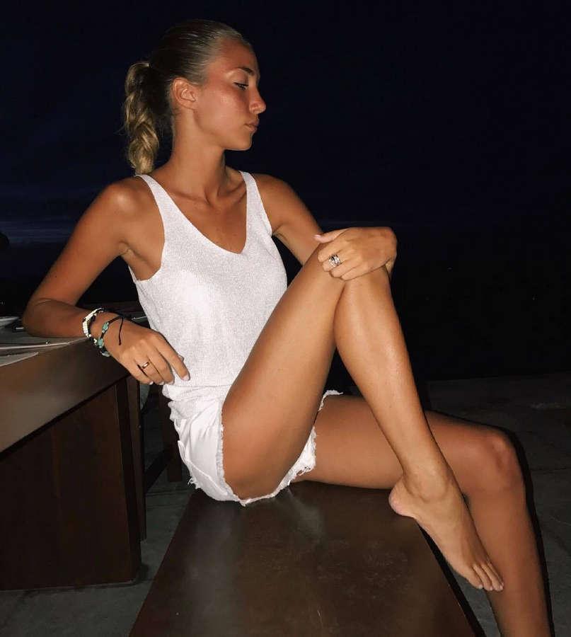 Alice Campello Morata Feet
