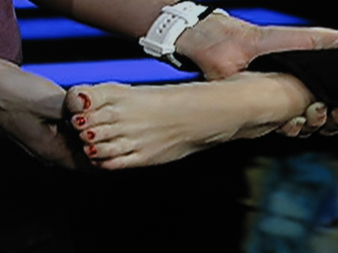 Candace Bailey Feet
