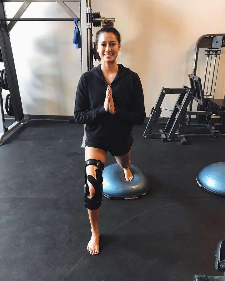 Malia Manuel Feet