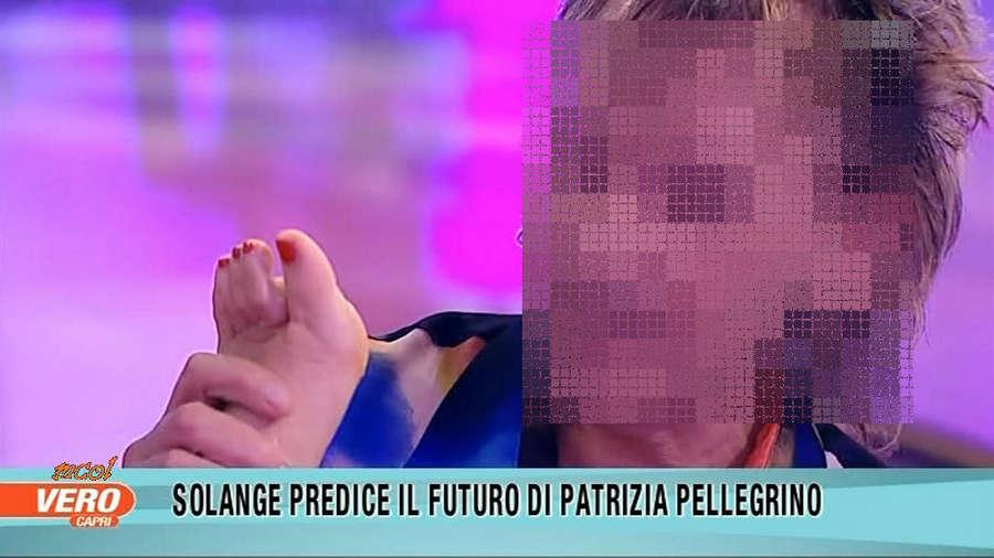 Patrizia Pellegrino Feet