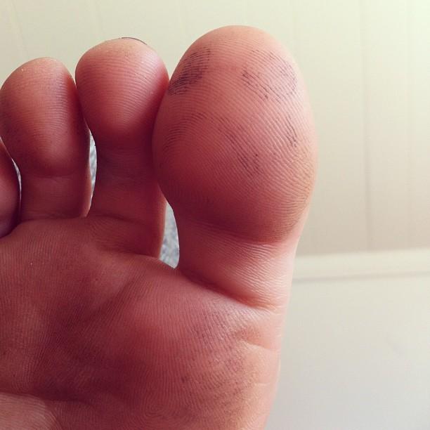 Tess Oakland Feet