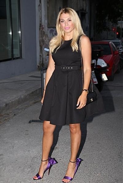 Konstadina Spyropoulou Feet