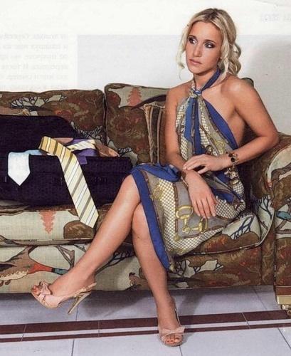 Yuliya Kovalchuk Feet