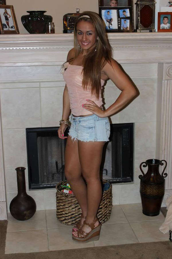 Jordan Nicole Gaza Feet