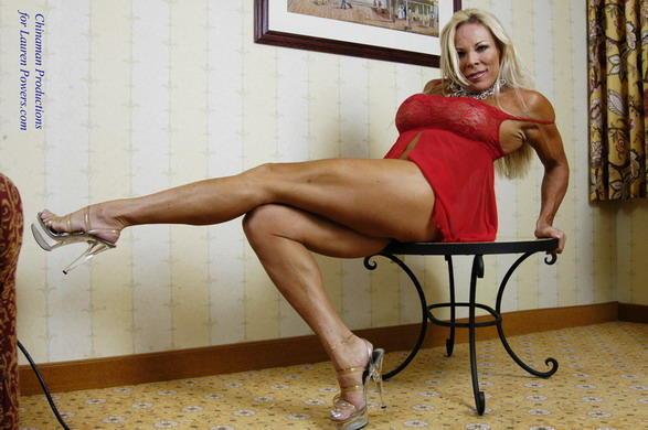 Lauren Powers Feet