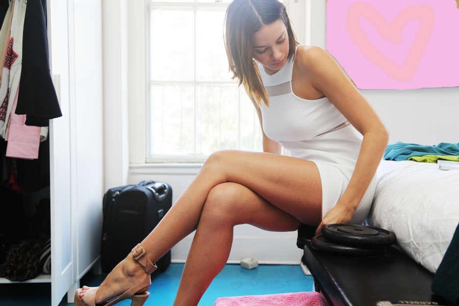 Michelle Vawer Feet