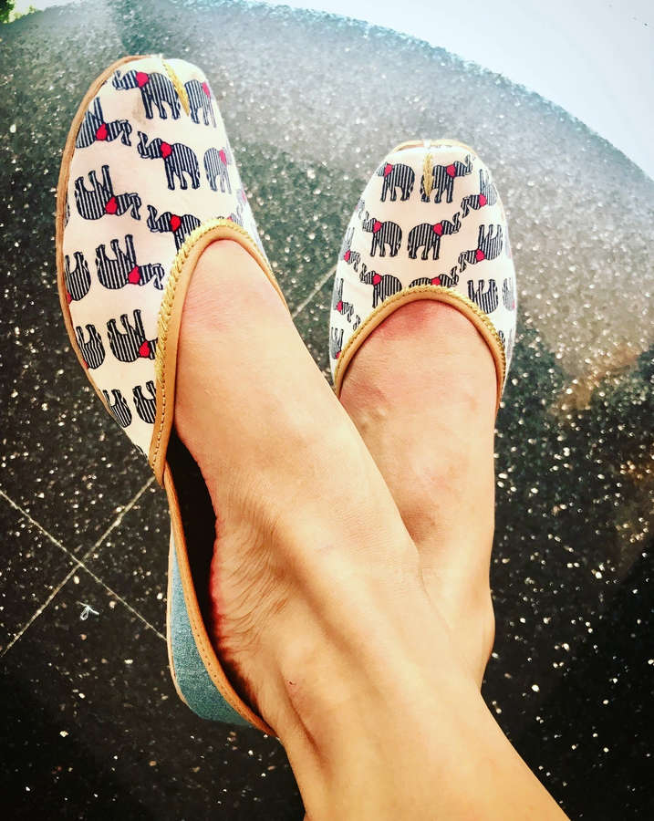 Leona Lishoy Feet