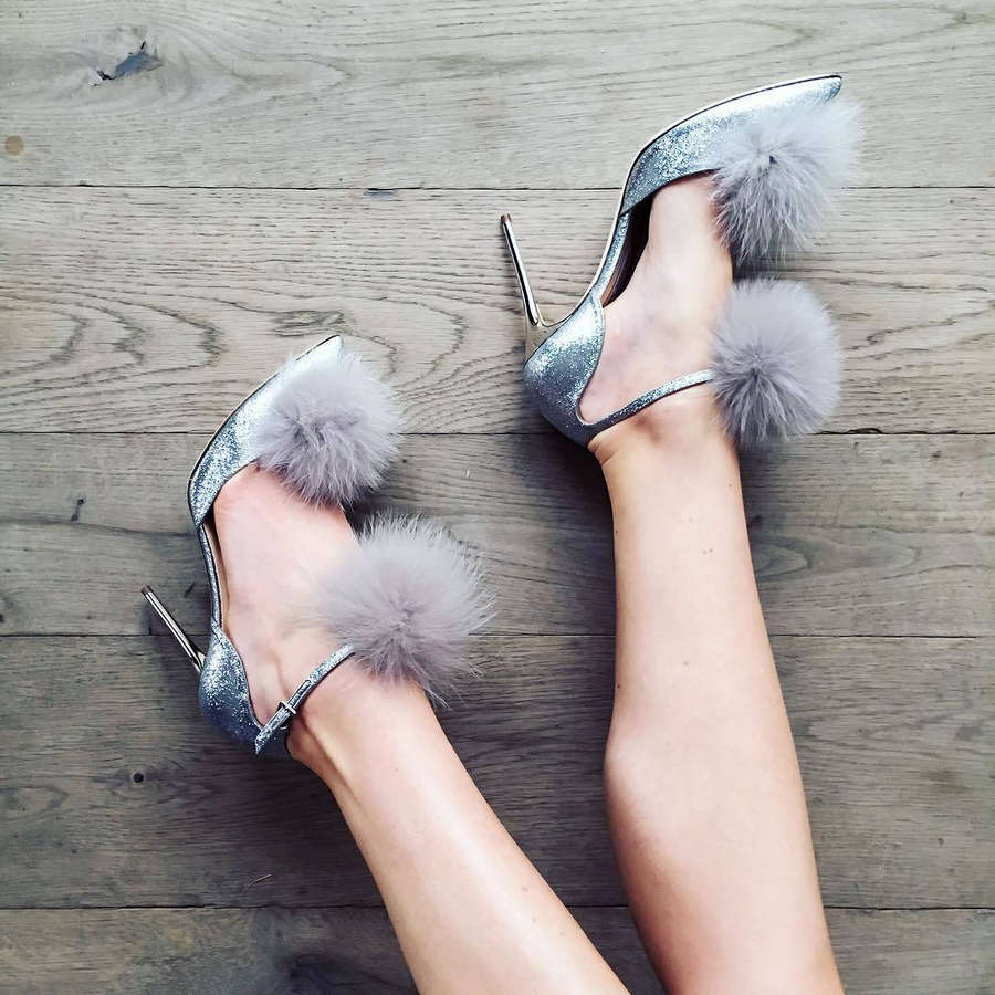 Sofie Valkiers Feet