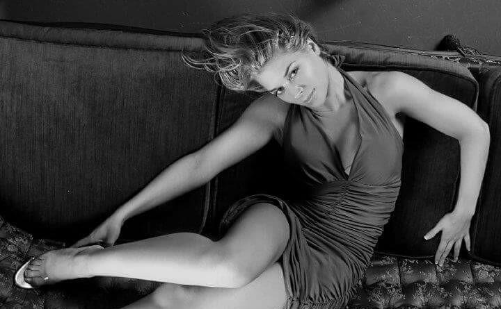 Sylvia Ward Feet