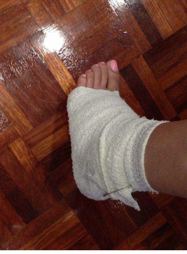 Winnie Young Feet