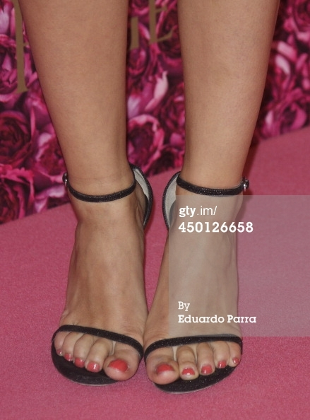 Alejandra Onieva Feet