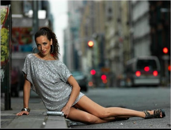 Ana Asensio Feet
