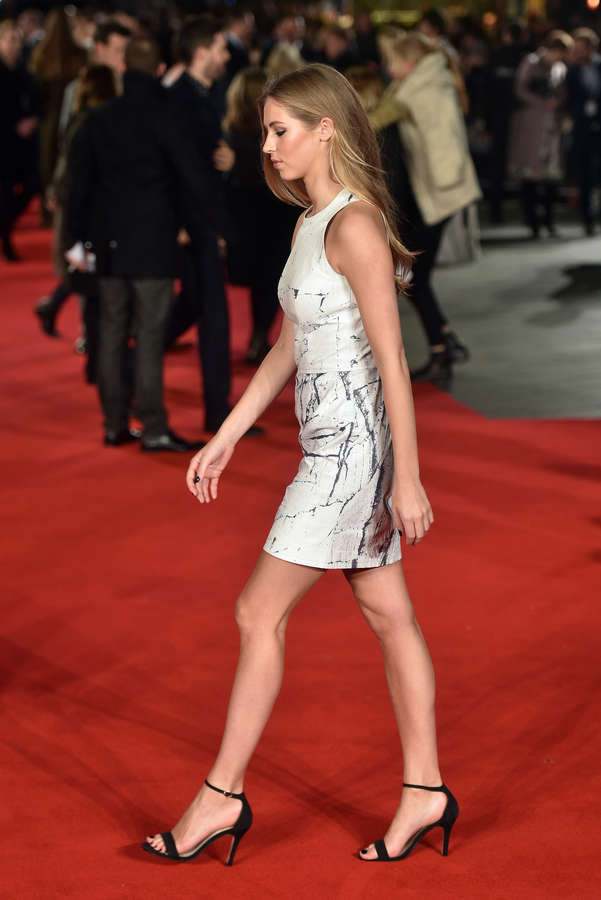 Hermione Corfield Feet