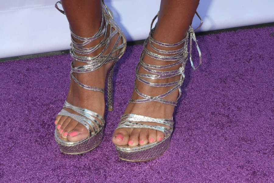 Salli Richardson Whitfield Feet