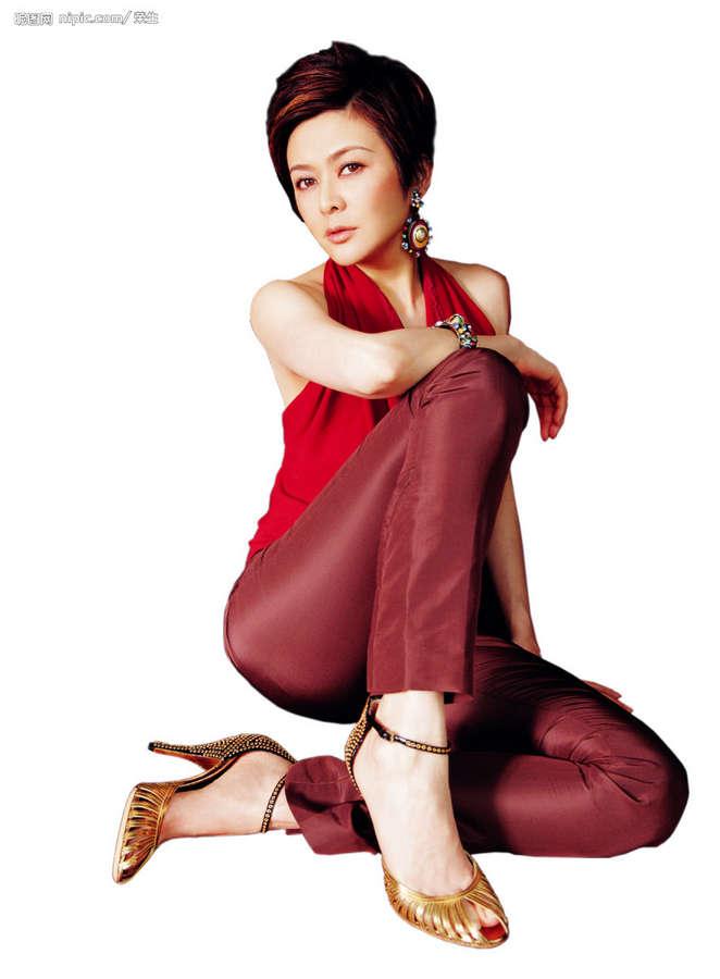Rosamund Kwan Feet