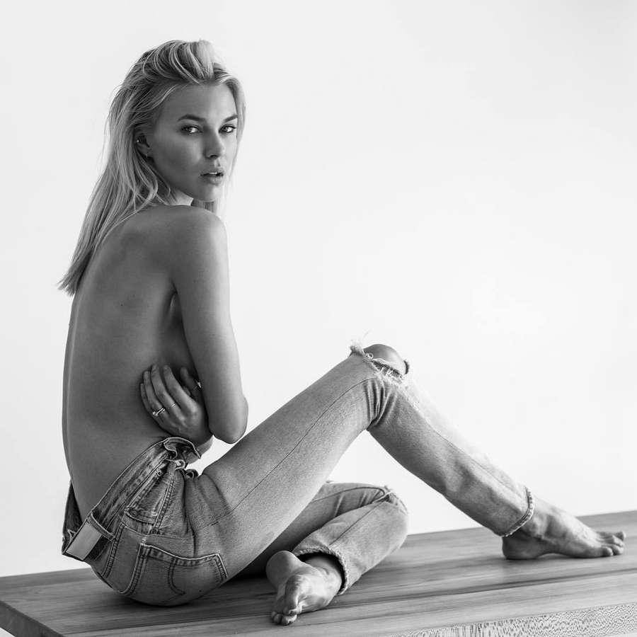 Britt Maren Feet