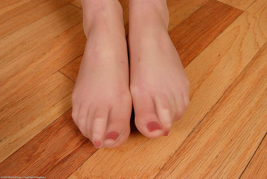 Sasha Brand Feet