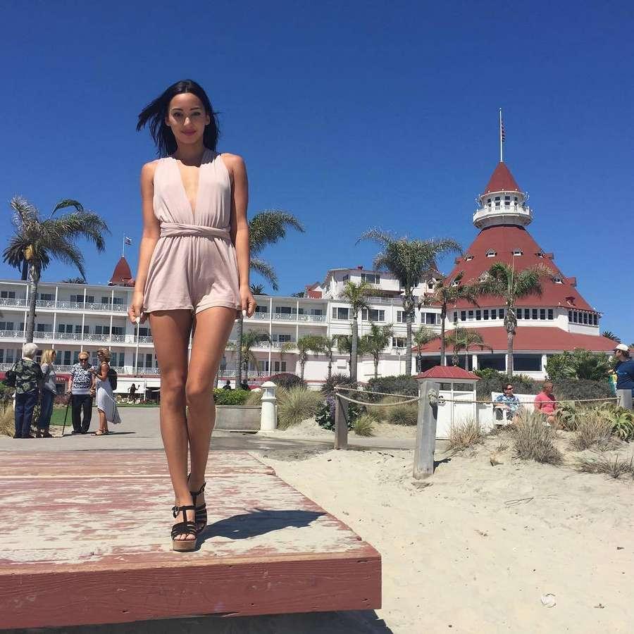 Alexandra Young Feet