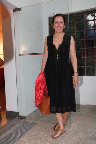 Patricia Vasconcelos Feet