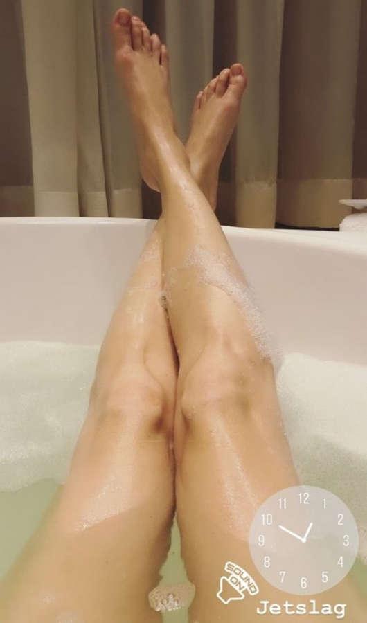 Poppy Delevingne Feet