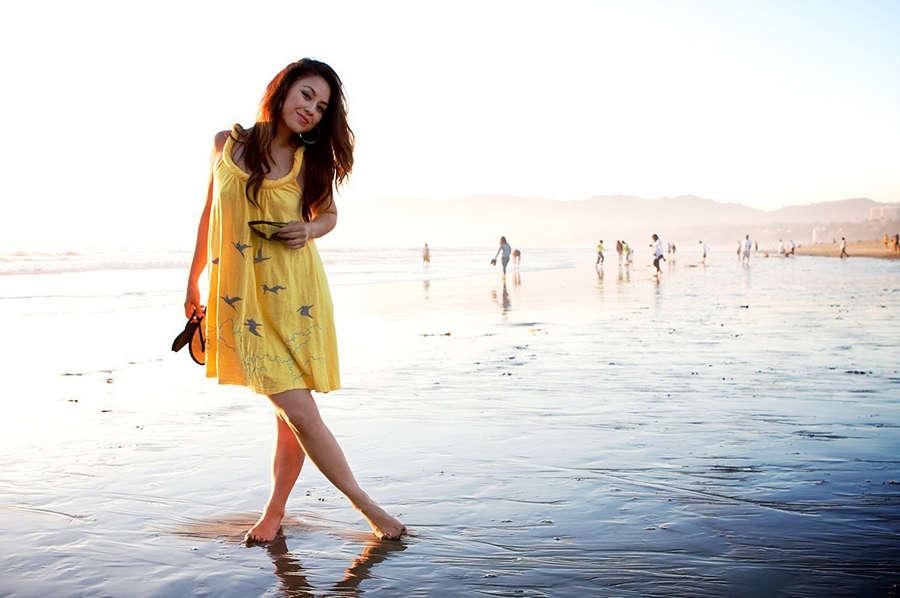 Yvonne Truong Feet