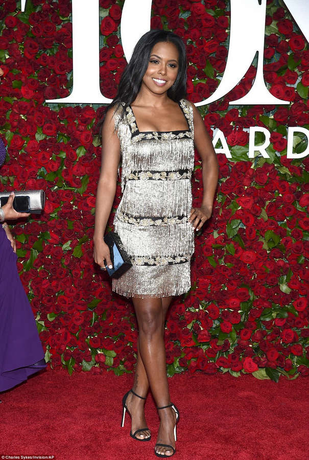 Adrienne Warren Feet