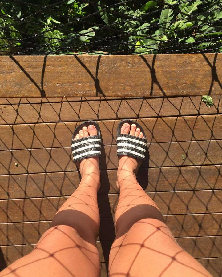 Alice Hellmann Feet