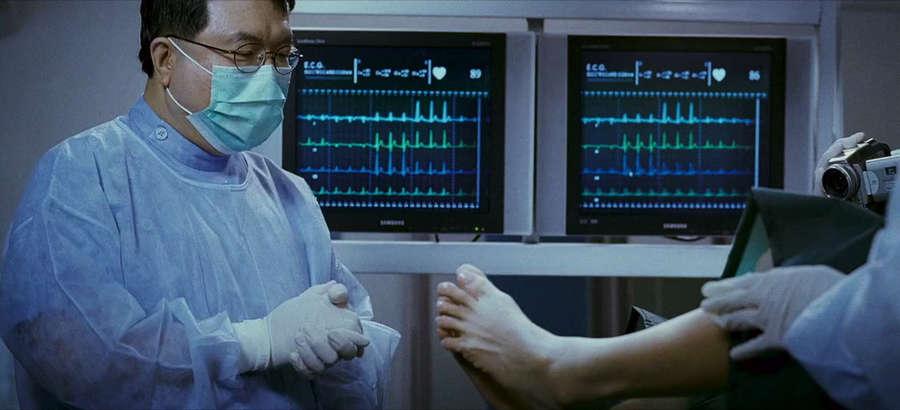 Cherrie Ying Feet