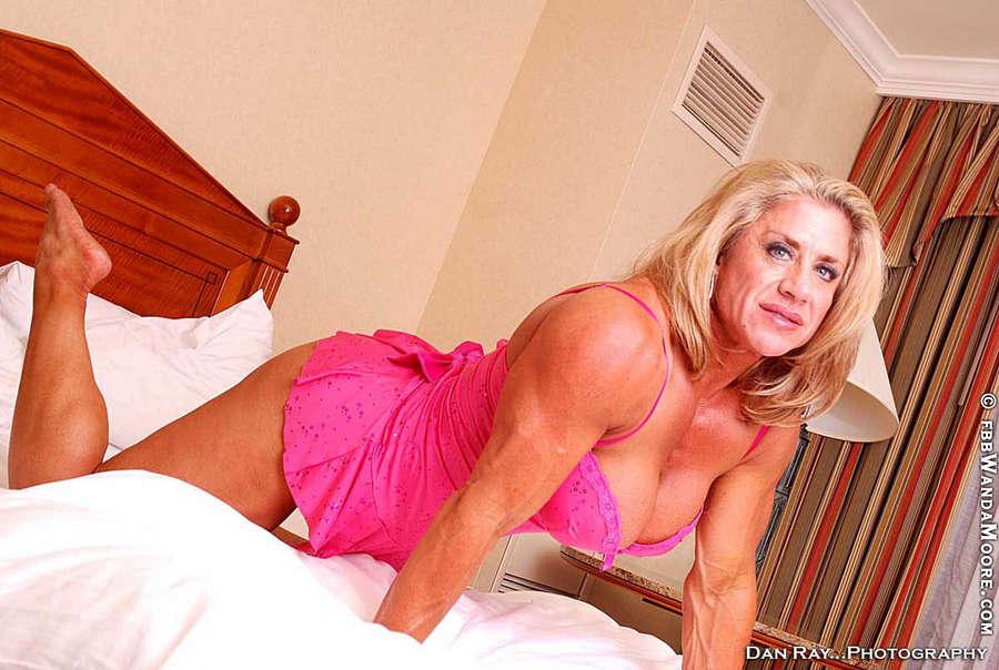 Wanda Moore Feet