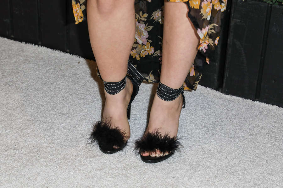 Ariel Martin Feet