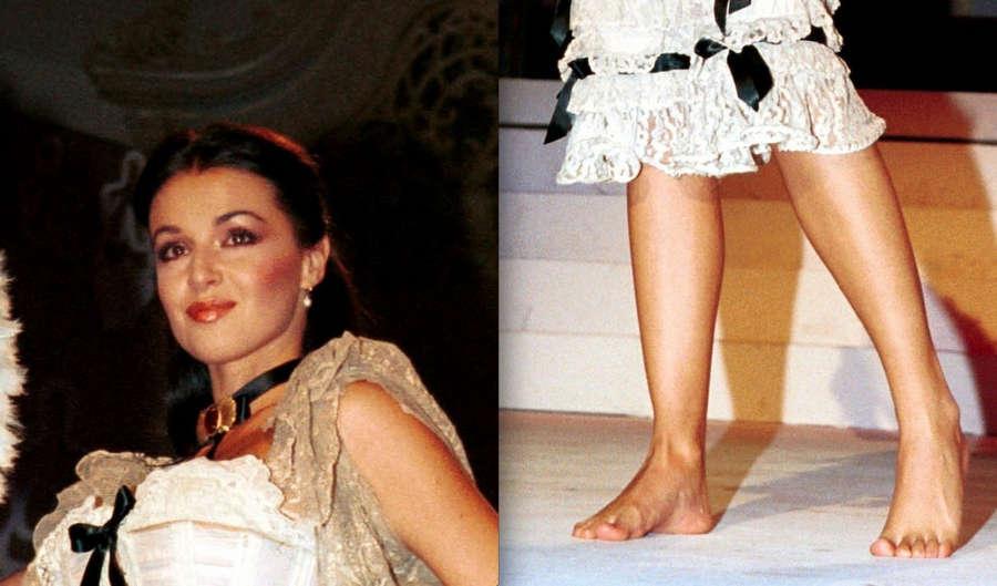 Iva Kubelkova Feet