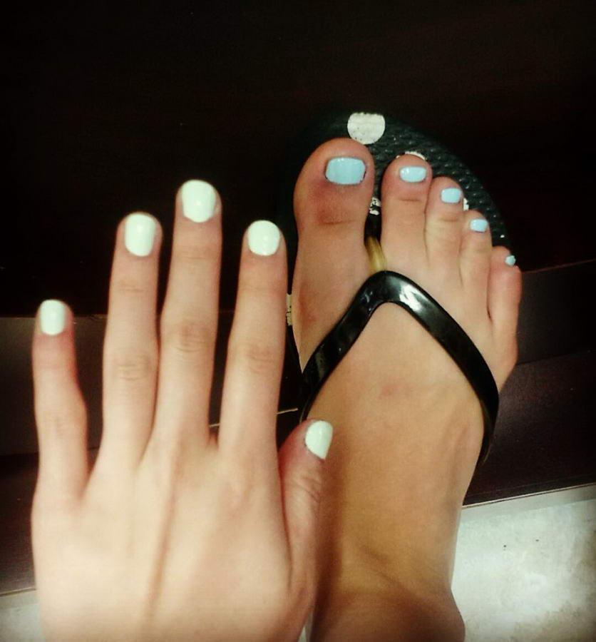 Michele Panu Feet