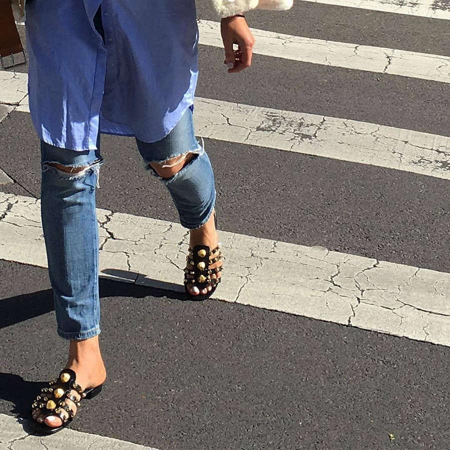 Tash Sefton Feet