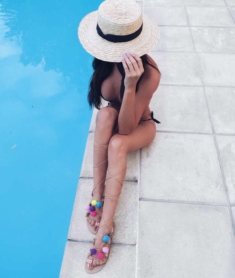 Amanda Blanks Feet
