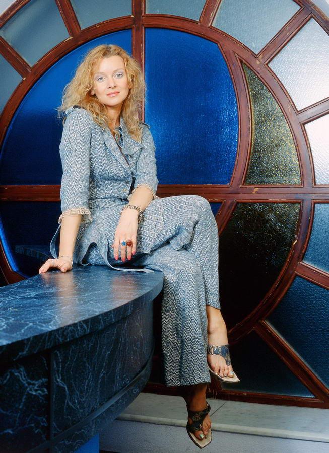 Anna Terekhova Khashimova Feet