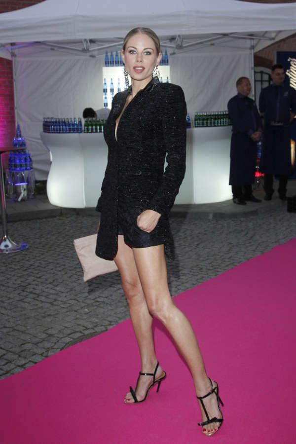 Magdalena Modra Feet