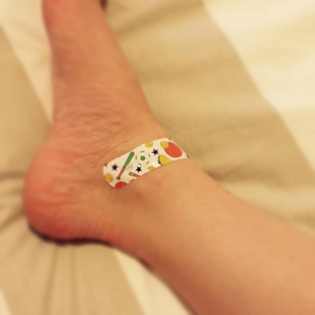 Rachel Bonnetta Feet