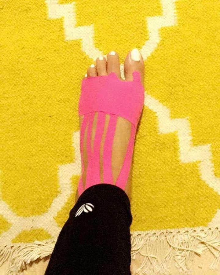 Kritika Kamra Feet