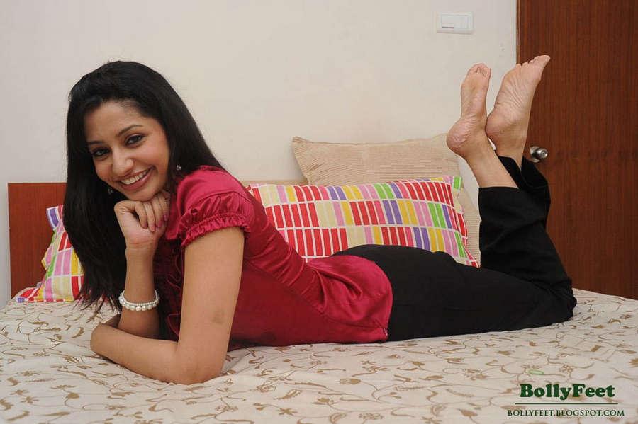 Anita Galler Feet