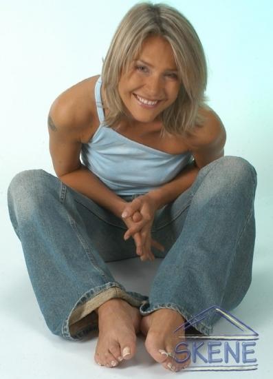 Elzbieta Jedrzejewska Feet