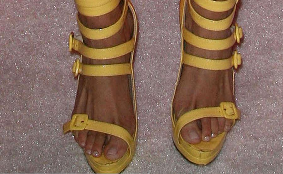 Hope Dworaczyk Feet
