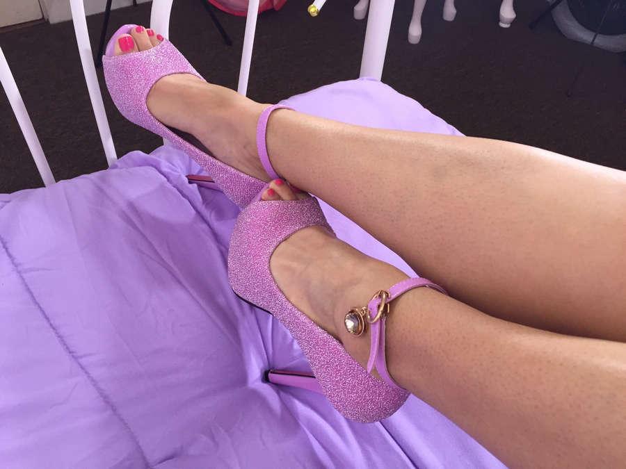 Penny Barber Feet