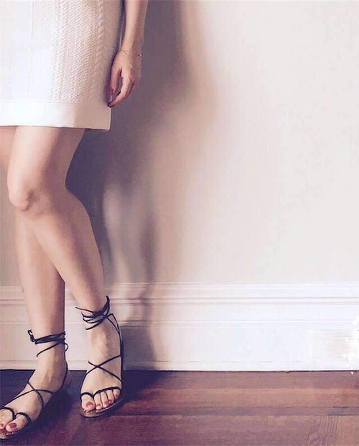 Kathy Rose OBrien Feet