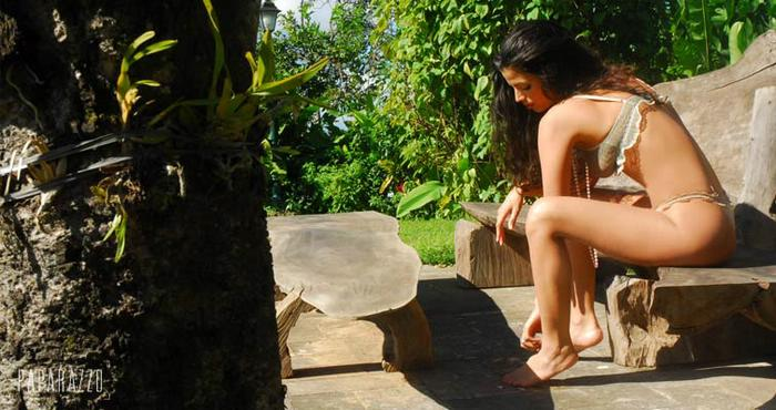 Emanuelle Araujo Feet