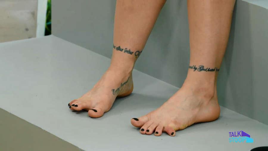 Ronda Rousey Feet