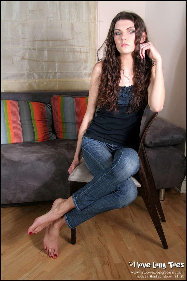 Hania Feet