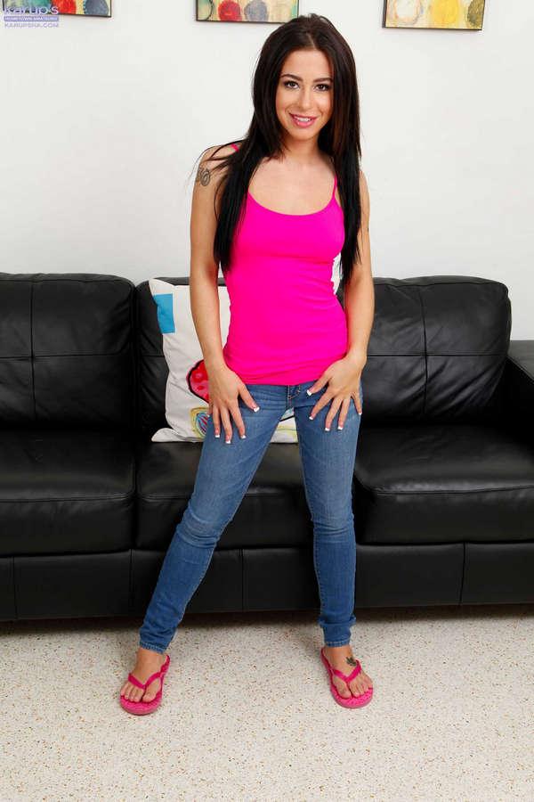 Adriana Lynn Feet
