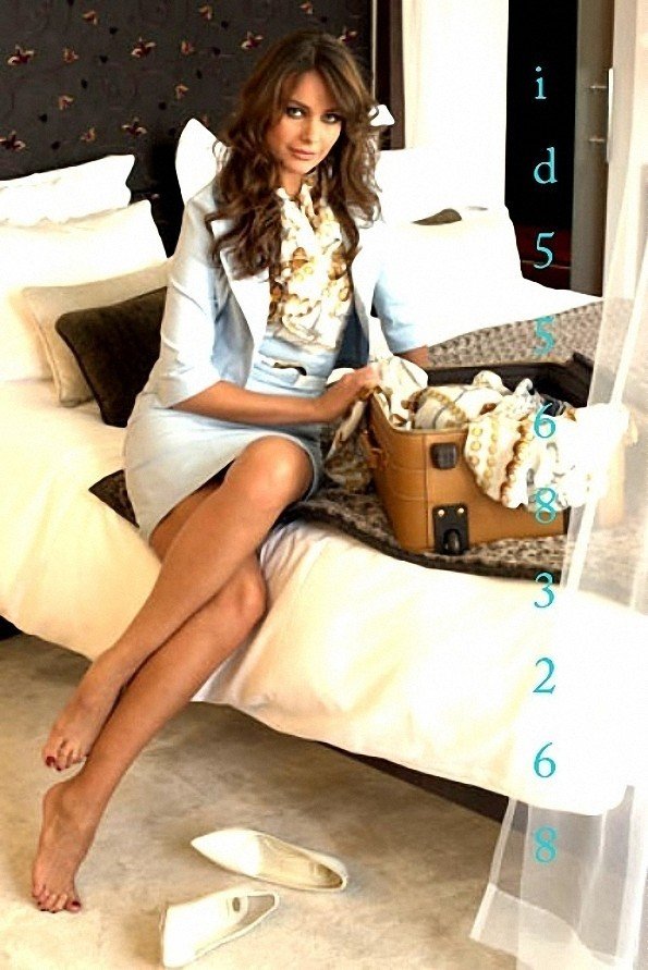 Oksana Fedorova Feet
