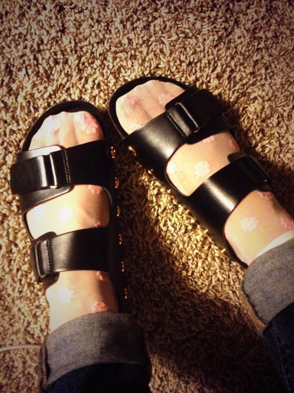 Ashley Jackson Feet