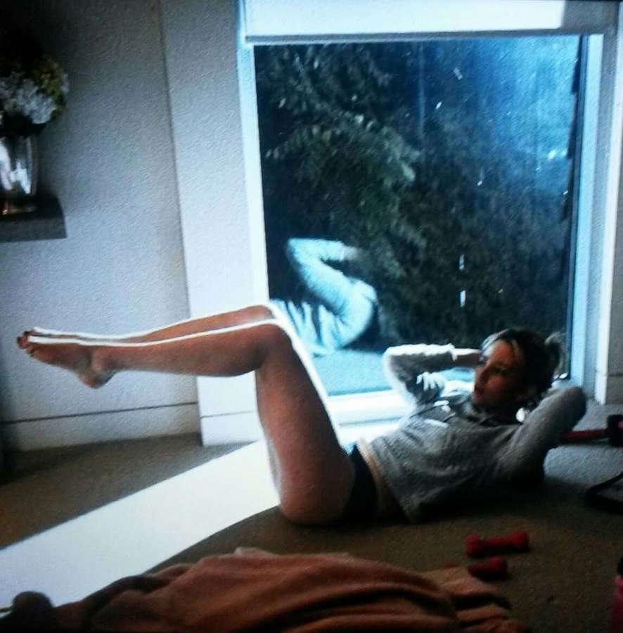 Natasha Bassett Feet